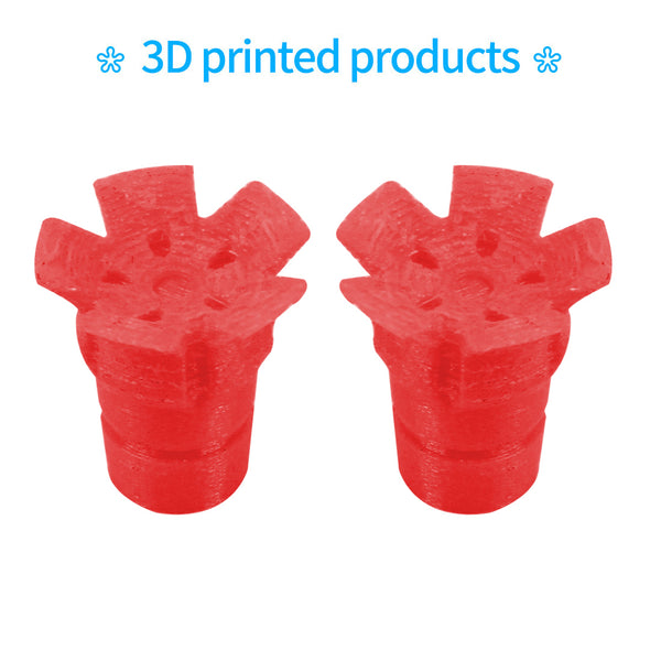 QWinOut 3D Print Printed Printing TPU Remote Control Rocker Cover Seat 3D Print 2pcs/set For FLSKY Radiolink AT9 AT10 FRSKY JUMPER FUTABA DIY FPV Racing Drone Quadcopter