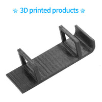 QWinOut Battery Holder Protection Seat Black TPU 3D Printed Printing For Happymodel Mobula7 HD Mobula 7 V3 Frame FPV Racing Drone