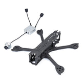 iFlight DC5 222mm 5inch HD FPV Freestyle Frame with 5mm Arm Compatible 5inch Prop for DJI FPV Air Unit DJI Digital FPV System