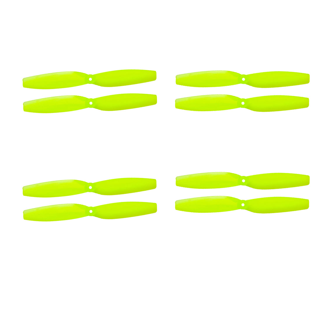 Gemfan Mini 65mm Props ABS 2-Blade Propeller CW CCW 1.5mm Hole for RC Drone FPV Racing 0802-1105 Brushless Motor