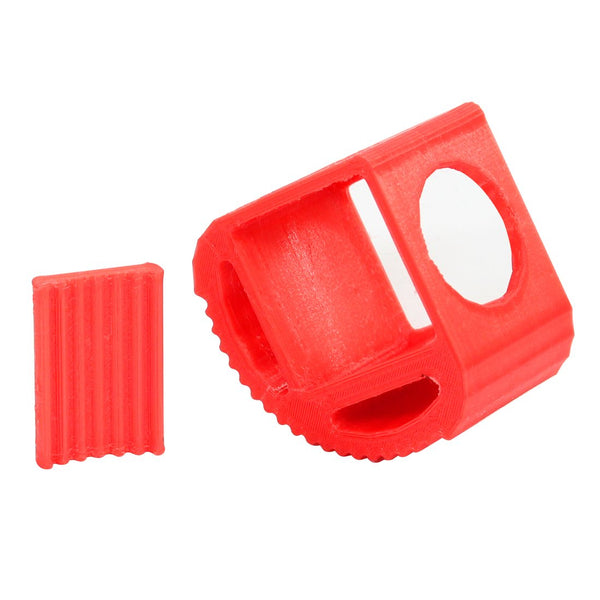 QWinOut 3D Printed TPU Camera Protection Mounting Seat Angle Adjustable for Gopro 5/ Session Runcam 3 DIY FPV Racing Drone
