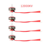 4PCS Happymodel EX1103 1103 6000KV 7000KV 8000KV 12000KV 2-4S Brushless Motor for Sailfly-X Larva X Toothpick RC Racing Drone FPV Models