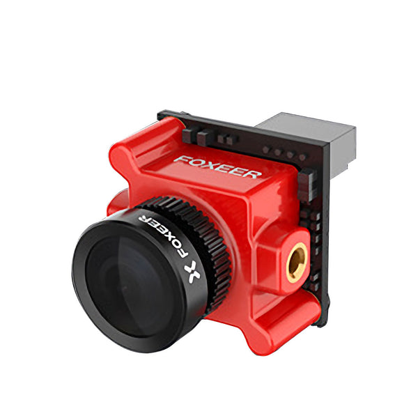 Foxeer Razer Micro 1200TVL FPV Camera 1.8mm 16:9 PAL/NTSC Switchable CMOS 1/2.9 with 5-40V for FPV Racing Drone