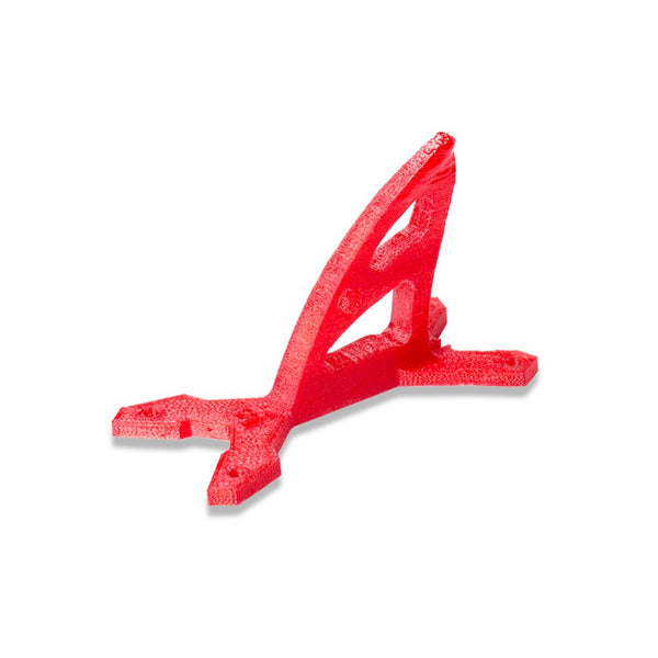 Clearance QwinOut 45mm 3D Printed Printing TPU Top Board Mount Shark fin Turn Over Flying Taking Off Holder Landing Gear For iFlight Archer X5 Frame DIY FPV Racing Drone Quadcopter