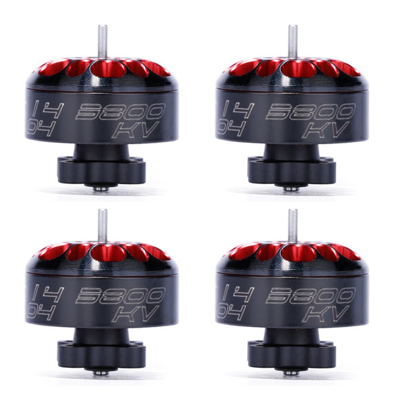 iFlight XING 1404 4600KV 2-4S 1.2MM Shaft Brushless Motor For RC FPV Racing Drone Toothpick Quadcopter