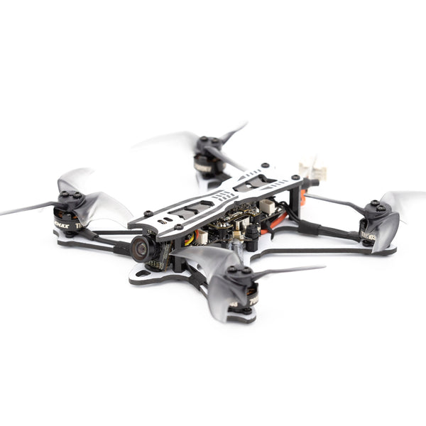 EMAX Tinyhawk Freestyle 115mm F411 2S 1103 7000KV 2.5Inch FPV Racing Drone BNF Compatible with Frsky Remote Control D8/D16 Mode