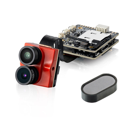 Caddx Tarsier V2 4K 30fps 1200TVL WiFi Mini FPV Camera with ND Filter for RC Racing Drone Quadcopter