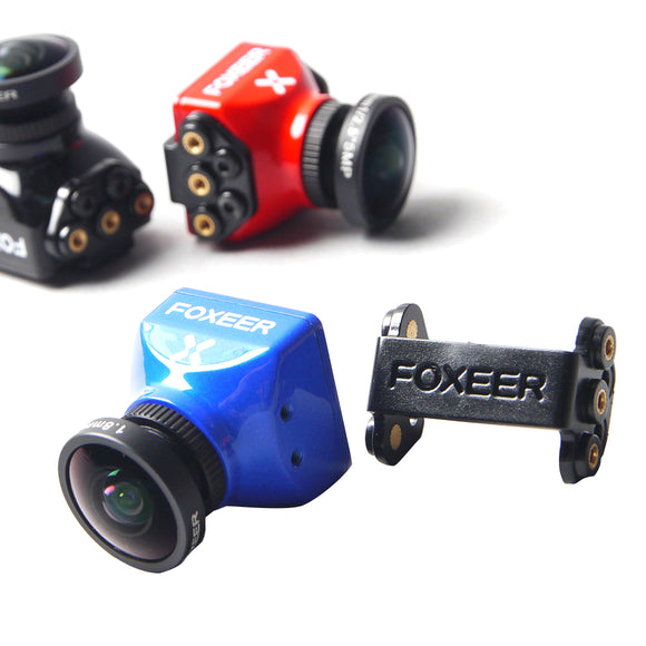 Foxeer Monster Mini Pro 1/2.9 CMOS 1.8/2.5mm 1200TVL 16:9 PAL/NTSC Switchable WDR FPV Camera