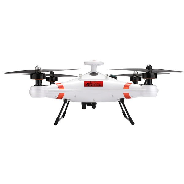 IDFTECH Whole Set Plastic Accessories for Poseidon-480PRO Waterproof Fishing Drone Chassis Body Shell