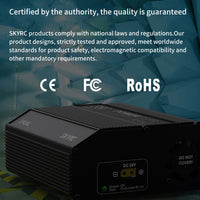 SKYRC 380W 16A AC/DC Switch Power Supply Adapter Converter Intelligent Air Cooling System for SKYRC B6 Nano ISDT Q6 Charger