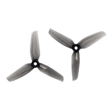 GEMFAN 10 Pairs 5144 5inch Tri-blade/3 blade Propeller 5mm Hole PC Props Compatible 2205-2306 Brushless Motor for DIY RC Drone FPV Racing Multicopter