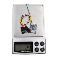 Flysky FS-i6 6CH 2.4G AFHDS 2A LCD Transmitter Radio System w/ FS-A8S Receiver for Mini FPV Racing Drone RC Quadcopter