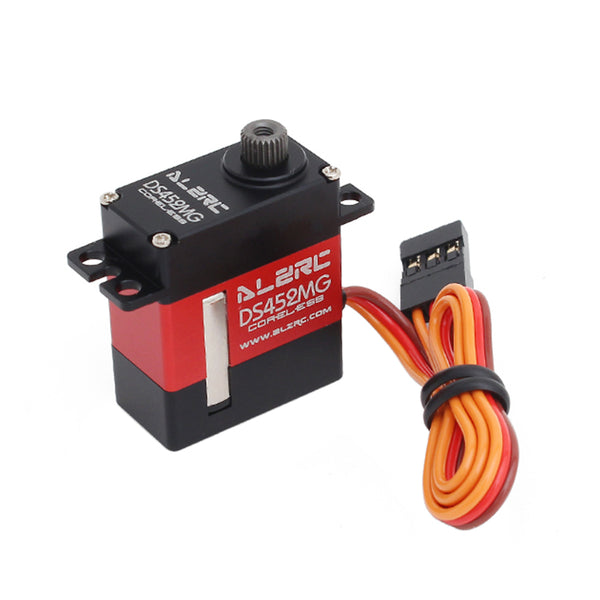 ALZRC DS452MG 450 CCPM Mini Digital Metal Coreless Servo For 450-480 RC Helicopter Aircraft