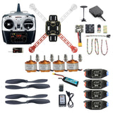 QWinOut DIY Unassemble 2.4G 8CH F330 330mm Mini RC Drone FPV Quadcopter With Radiolink Mini PIX M8N GPS Altitude Hold Model