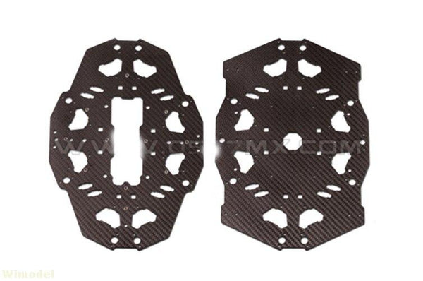 Clearance Tarot T18 Aerial Photography Plant Protection UAV Carbon Fiber Cover Plate Board TL18T03