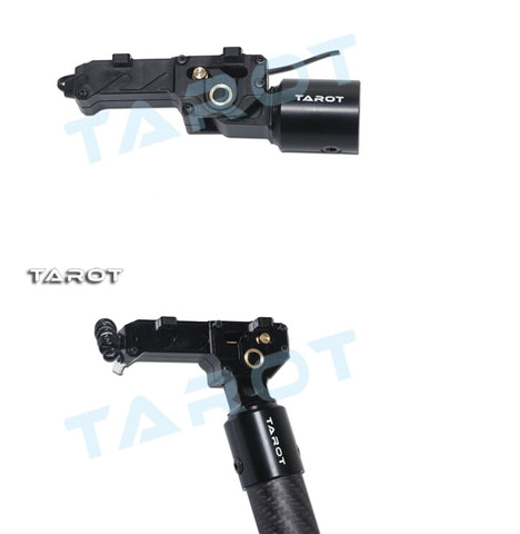 TAROT 25mm CNC ALL Metal Electric Retractable Landing Gear Skids DRIVER TL8X003