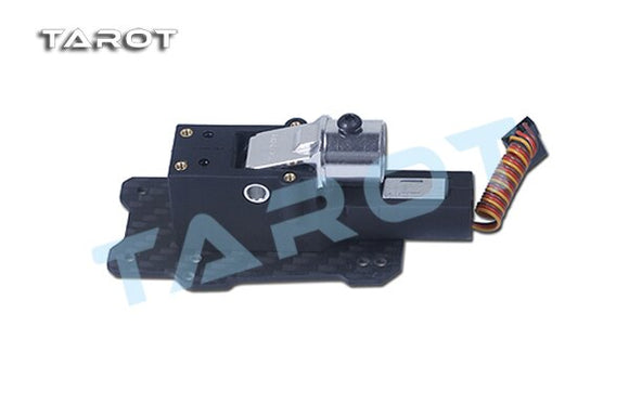 TAROT 16mm CNC ALL Metal electric retractable Landing gear skids DRIVER TL65B43