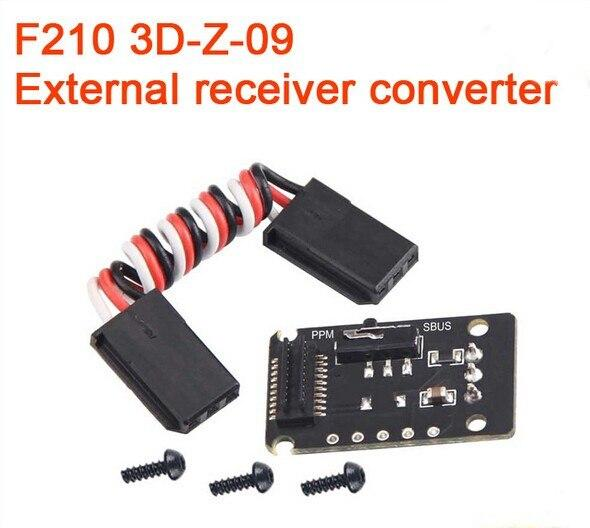 Clearance Walkera F210 3D Edition  F210 3D-Z-09 External Receiver Converter  for Racing Drone  RC Multicopter Spare Part