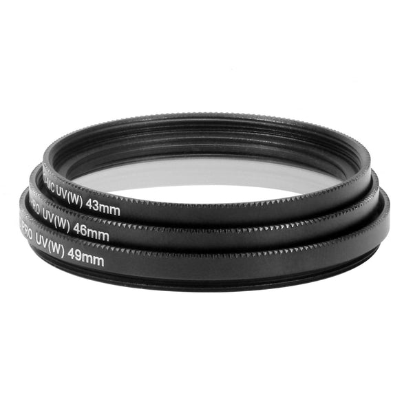 FOTGA PRO1-D Super Slim Protective UV Filter 43mm 46mm 52/55/58/62/67/72/77/82/86mm for Canon Nikon DSLR Camera Lens Protector