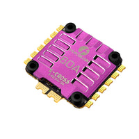 Flycolor X-Cross 60A BLheli_32 3-6S 4in1 ESC 5V BEC Output STM32F0 Processor Electronic Speed Controller for RC Racer Drone Quad