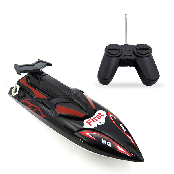 Clearance Flytec 2011-15C Mini SpeedBoat Remote Control Airship Waterproof Electric RC Boat for Children Model Toys