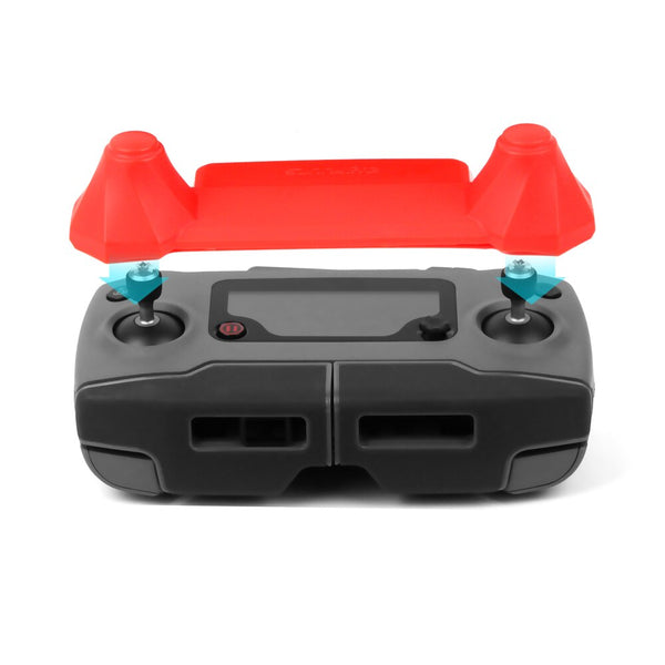 Sunnylife For DJI Mavic 2 Joystick Protector Rocker Cover Thumb Stick Guard Mount for DJI Mavic 2 Pro Zoom Drone Remote Controller