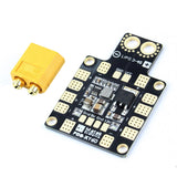 HGLRC T-Rex 35AMP BLHeli_32 3-6S ESC Dshot1200 with PDB XT60 Power Distribution Board for FPV Racer Drone Quadcopter