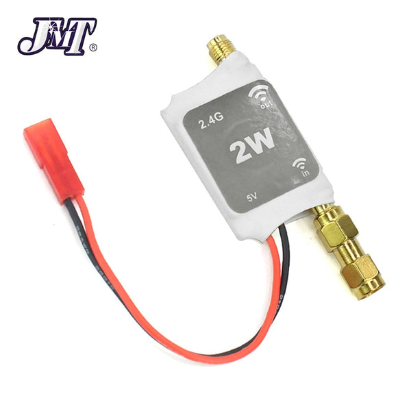 JMT 2.4G Radio Signal Amplifier Remote Control Signal Booster for RC Model Quadcopter Multicopter Drone