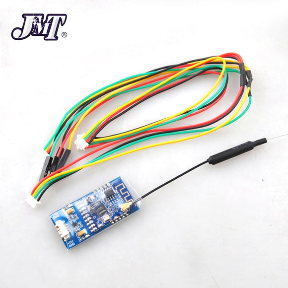JMT 3DR Telemetry Module Replacement APM Pixhawk Wireless wifi Telemetry Data Transmission Support Mobile Phone And Computers