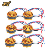 JMT 6PCS/LOT HYD 3508 700KV 198W Disc Motor for Drone Multi-axle Aircraft Multirotor Quadcopter
