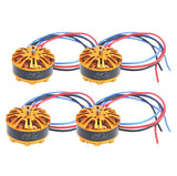 Clearance JMT 6PCS/LOT HYD 3508 700KV 198W Disc Motor for Drone Multi-axle Aircraft Multirotor Quadcopter