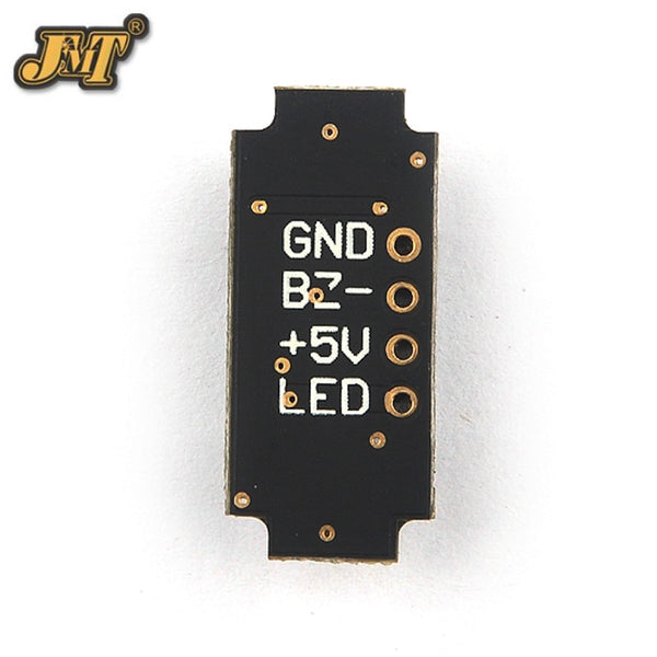 QWinOut Alarm Buzzer Board Module WS2812 PLC Ultra Light and Colorful LED Programmable for NAZE32 F3 F4 Flight Control Spare Parts