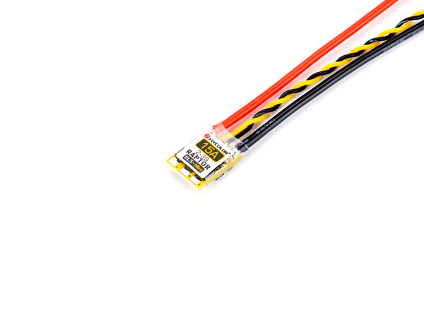 Flycolor Raptor BLS-mini 15A Brushless ESC BLHeli-S Firmware Support Dshot600 for Mini RC Racing Drone Accessory