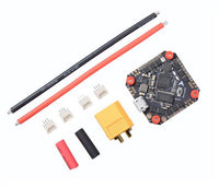 JMT GHF411AIO F4 Flight Controller AIO Betaflight OSD 2-4S BLHELI_S 20A / 30A ESC Brushless for 3-5'' Mini RC Drone Quadcopter
