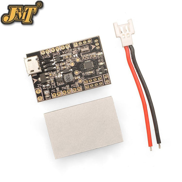 JMT SP RACING F3 EVO Brush Flight Controller Control Through Indoor Coreless For Tiny FPV RC Quadcopter Hexacopter