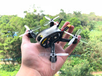 Leader 2.5 SE 120mm FPV Racing RC Drone Mini Quadcopter F3 OSD 28A BLHeli_S 48CH 600mW Caddx Micro F2 PNP / BNF for FRSKY FLYSKY
