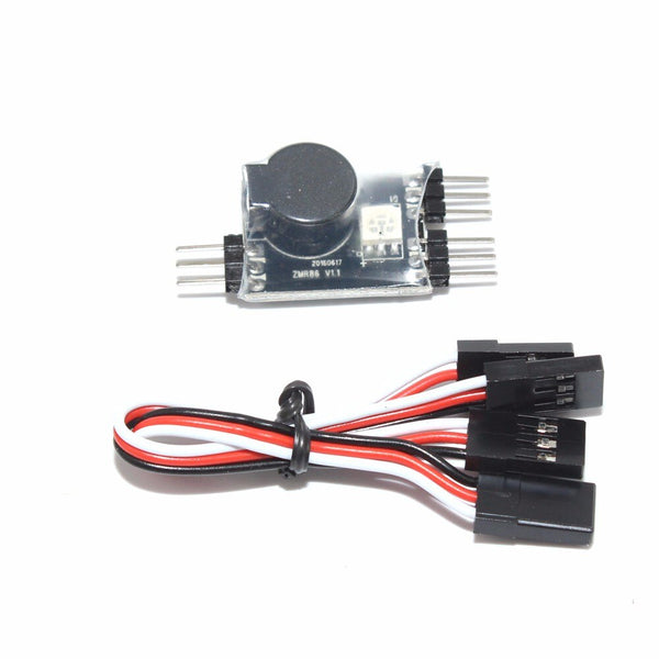 XT-XINTE Multicopter Lost Alarm Finder buzzer Airplane Finder RC Tracker Tracer Hubschrauber Alarm Buzzer Tool For RC Helicopter F18254