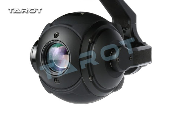 Tarot PEEPER T10X 250ma Burshless Gimbal FPV Spherical High Definition TL10A00 with HD Camera
