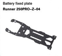 Walkera Battery Fixed Plate Runner 250PRO-Z-04 for Walkera Runner 250 PRO GPS Racer Drone RC Quadcopter