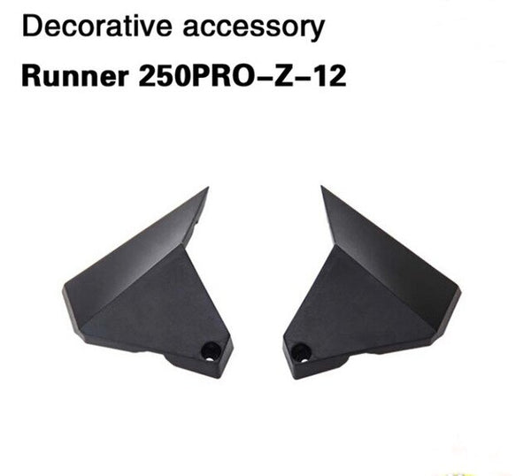 Clearance Walkera Decorative Accessory Runner 250PRO-Z-12 for Walkera Runner 250 PRO GPS Racer Drone RC Quadcopter