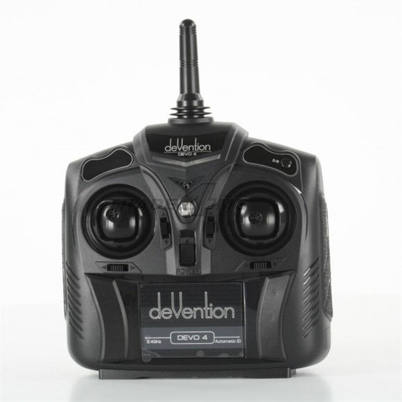 Walkera Devention Devo 4 2.4GHZ 4CH RC Transmitter Radio controller Devo4 for RC Drone Quadcopter