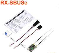 Walkera Receiver RX-SBUS (with shell) / RX-SBUSe (without shell) Support PPM TX for DEVO7 / F7 / F10 / F12E