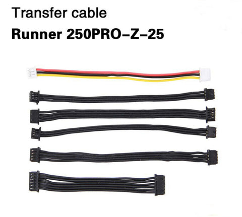 Walkera Runner 250PRO-Z-25 Transfer Cable Line for Walkera Runner 250 PRO GPS Racer Drone RC Quadcopter