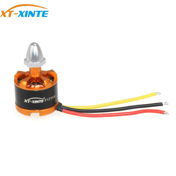 XT-XINTE 920KV CW CCW Brushless Motor 3-4s For F330 F450 F550 Quadcopter Multirotor RC Models Spare Part DIY Accessories