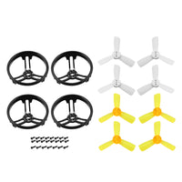 LDARC 1.9Inch Propeller Props Protection Cover Guard Protector Bumper All Surround with 4 pairs 1935 Propeller