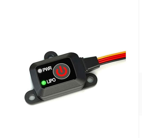 SKYRC Power Switch On/Off MCU Controlled LIPO NIMH Battery RC Car