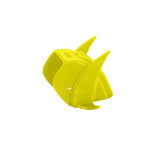 QWinOut 3D Print TPU Camera Mount 3D Printed Camera Holder 3D Printing Protective Shell for 19mm FPV Camera Mount Larva X RC Drone FPV Racer