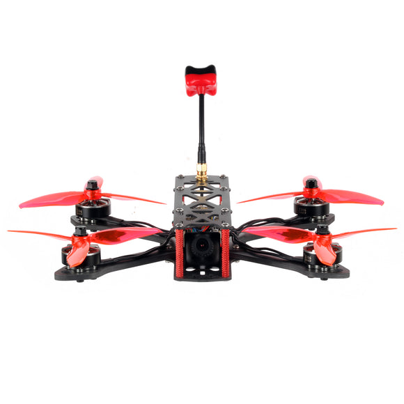 QWinOut T220 FPV Racing Drone RC Quadcopter PNP with 220mm Frame F7 AIO Flight Control 2306 2400KV 3-4S Motors