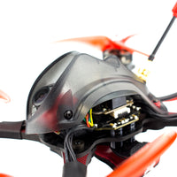 EMAX Hawk Sport 5 Inch 4S/6S FPV Racing Drone BNF/PNP with F405 FC 35A Blheli_32 ESC ECO2207 1700KV/2400KV CADDX Turbo Micro F2