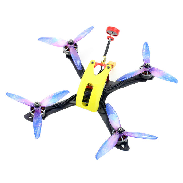 QWinOut Owl215 Wheelbase 215mm FPV Racing Drone DIY RC Quadcopter PNP BNF RTF with F4 Flight Controller 1200TVL FPV Camera VTX